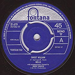 Sweet William - Millie Small 7