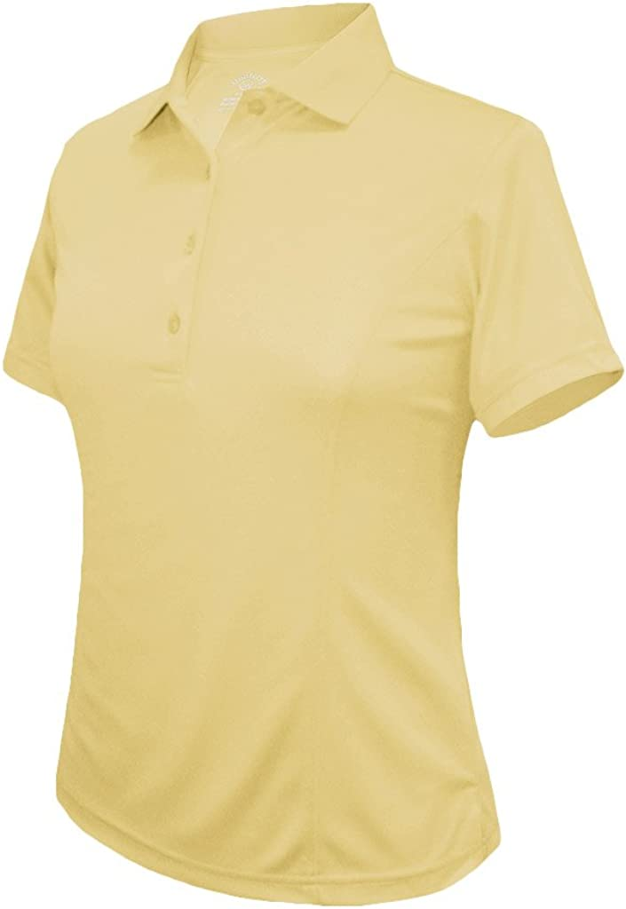 Luxury Monterey Product Club Women's Victory Pro Polo Shirt Solid #2360