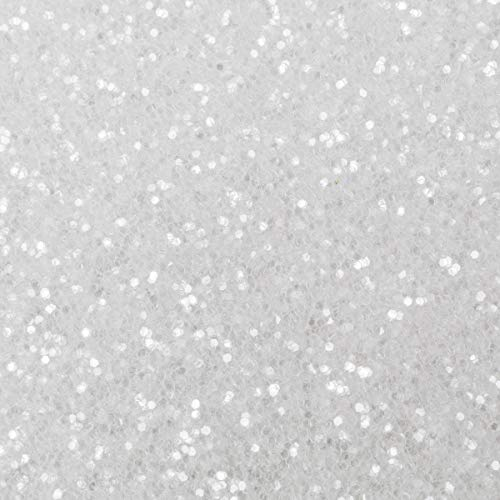 Pacon Spectra Glitter Sparkling Crystals, Clear, 4-Ounce Jar (91830) Photo #2