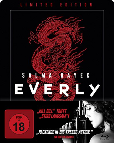 Everly - Steelbook/Uncut (inkl. Digital Ultraviolet) [Blu-ray] [Limited Edition]