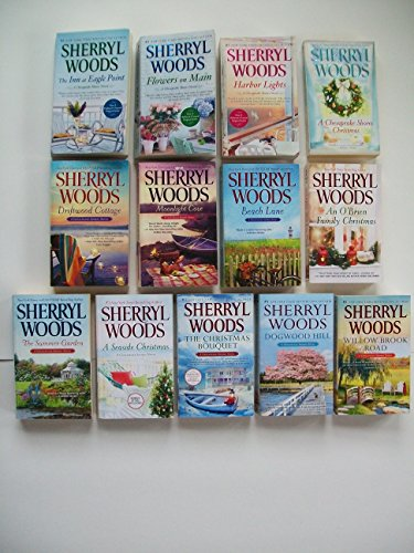 Chesapeake Shores (Set of 13) Inn at Eagle Point; Flowers on Main ~to~ Dogwood Hill; Willow Brook Road