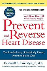 Prevent and reverse heart desease book cover