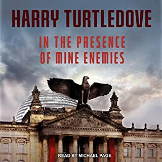 In the Presence of Mine Enemies audiobook cover art