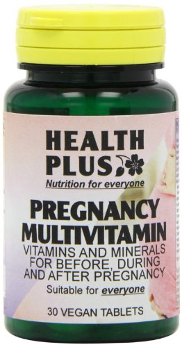 Health Plus Pregnancy Essentials One-a-day Multivitamin Women's Health Pregnancy Supplement - Pack of 30 Tablets