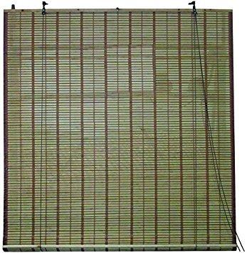 Blinky 9691510 - Estor para puerta de bambú