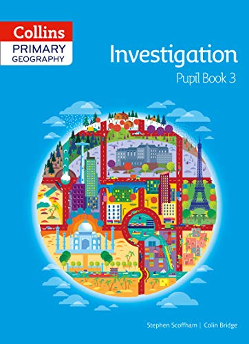 Collins Primary Geography Pupil Book 3 (Primary Geography) (English Edition)