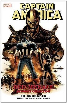 Captain America: Red Menace by Ed Brubaker (2011-06-29)