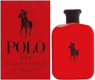 Polo Red by Ralph Lauren Eau de Toilette for Men 125ml PORMTS42