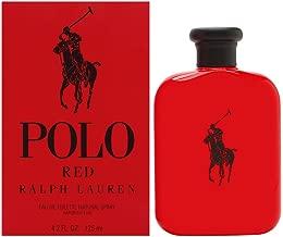 Polo Red by Ralph Lauren for Men 4.2 oz Eau de Toilette Spray