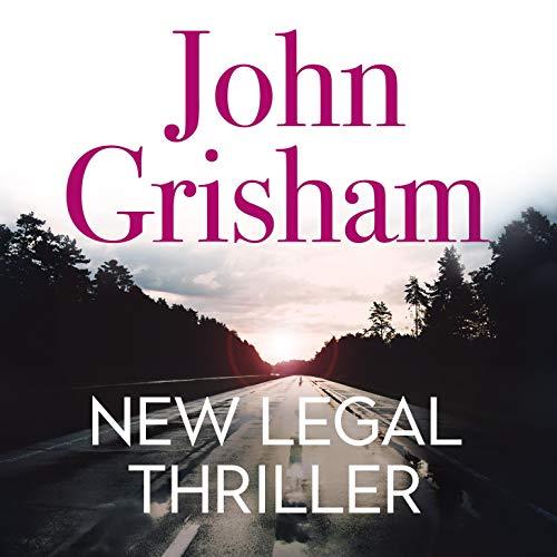 New Legal Thriller cover art