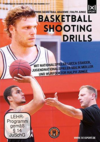 Basketball Shooting Drills mit Lucca Staiger, Malik Müller und Wurfdoktor Ralph Junge