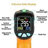 Zoom IMG-1 termometro a infrarossi ad50 digitale