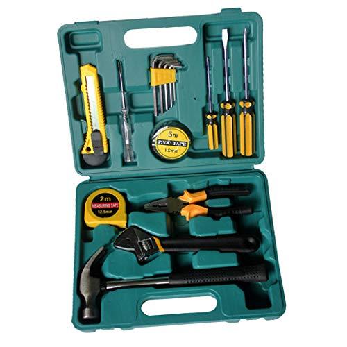 #N/A - Juego de herramientas para reparación de coches (16 unidades)