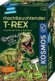KOSMOS- Nachtleuchtender T-Rex Juego de experimentación. (658021)