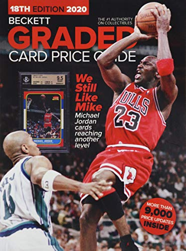 Compare Textbook Prices for Beckett Graded Card Price Guide #18 18 Edition ISBN 9781936681389 by Beckett Media