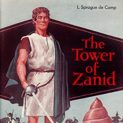 Tower of Zanid audiobook cover art