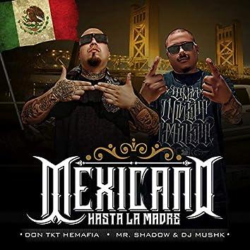 Mexicano hasta la madre