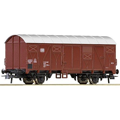 Roco 56067 H0 Gedeckter Güterwagen DB IV