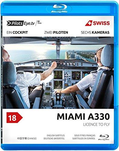 PilotsEYE.tv   MIAMI   Cockpitmitflug A330   SWISS  