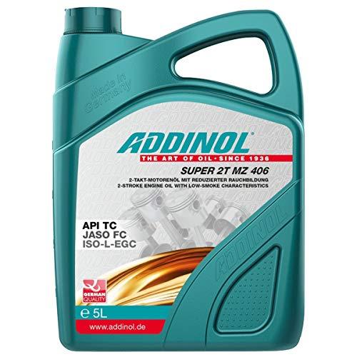 Addinol Motoröl Motorenöl Motor Motoren Motor Oil Engine Oil 2 Takt Super 2T MZ 406 5L 72400981