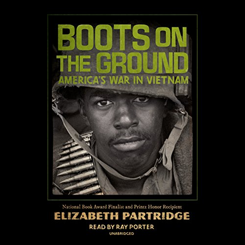 Couverture de Boots on the Ground
