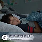 Huggies DryNites hochabsorbierende Pyjama-/ Unterhosen, Bettnässen Jungen Jumbo Monatspackung, 4-7 Jahre (64 Stück) - 5