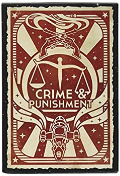 Firefly  The Crime & Punishment Booster Board Game  8 Players