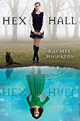 Hex Hall, Rachel Hakins,  young adult, funk breakers, reading ruts, backlist love, booktube ya books