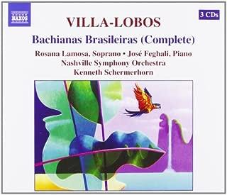 Villa-Lobos:  Bachianas Brasileiras Complete