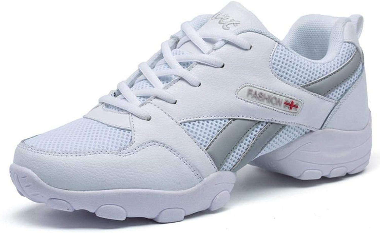 AYHa AYHa Herren Tanzschuhe Turnschuhe Synthetic Low Heel Spring Weiß Schwarz,c,44  Wählen Sie aus den neuesten Marken wie