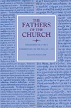 Commentary on the Psalms, 1-72 (Fathers of the Church Patristic Series)