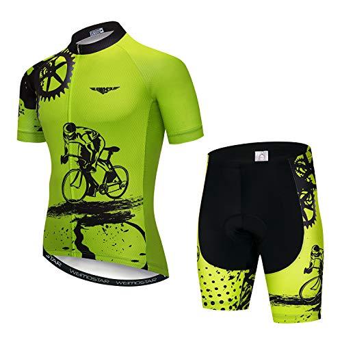 Maillot de ciclismo para hombre, manga larga, para hombre, para montar en...
