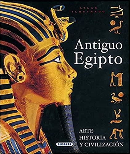 Antiguo Egipto, Atlas Ilustrado