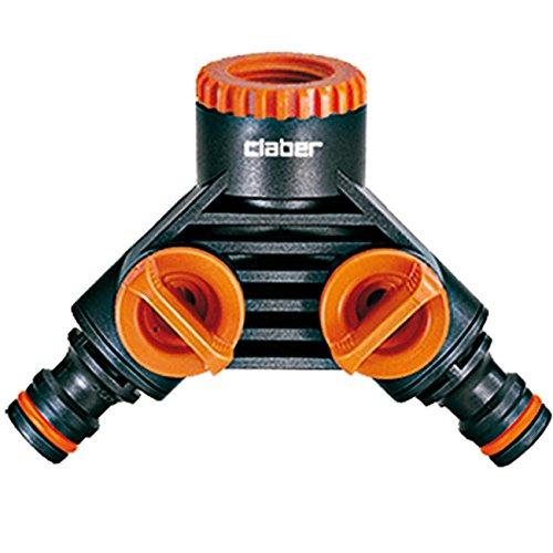 Claber D85980000 – aansluiting dubbel stopcontact GardenLife
