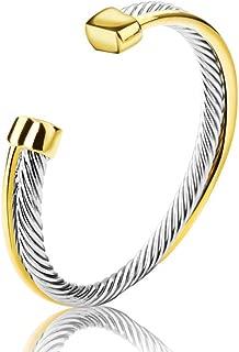 Best steel cable bracelet Reviews