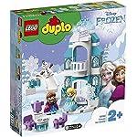 LEGO Duplo - Il Castello di Ghiaccio di Frozen