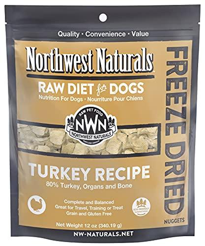 Northwest Naturals Freeze Dried Raw Dog Food Nuggets