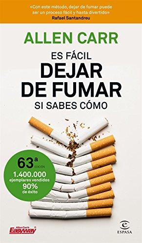 Es fácil dejar de fumar, si sabes cómo (Fuera de colección)