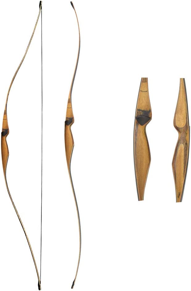 54 Inch Traditional Challenge the lowest price of Japan Wooden Longbow Cheap mail order sales One R 10-35 Lbs Piece