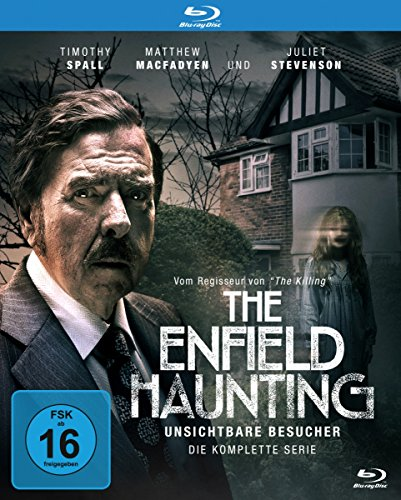 The Enfield Haunting - Unsichtbare Besucher - Die Komplette Serie [Blu-ray]