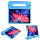 cradle HR Compatible con niños Funda Protectora para Lenovo Tab P11 Pro(TB-J706F/TB-J706L) 11.5 Pulgadas 2020 Tablet, EVA Ligera Funda Protectora a Prueba de Golpes(Azul)