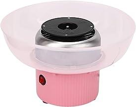 Fdit Rose Ménage Soie De Soie Mini Automatique Électrique De Soie De Sucre Maker Bricolage Sucre Sucre Machine UE Plug 22...