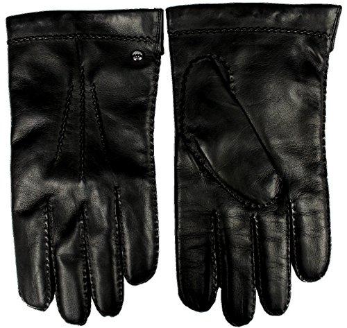 Bogner Leder Handschuhe Gregor (9, 028 Braun)