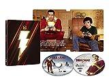 シャザム! スチールブック仕様 4K ULTRA HD & ブルーレイセット (限定生産/2枚組) [Blu-ray]