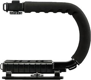 KESOTO Suporte de Estabilizador Universal para Vídeo Portátil para Câmera DSLR DV