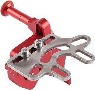 Blesiya Shutter Trigger Extension Hendel voor Underwater Stabilizer Tray Red