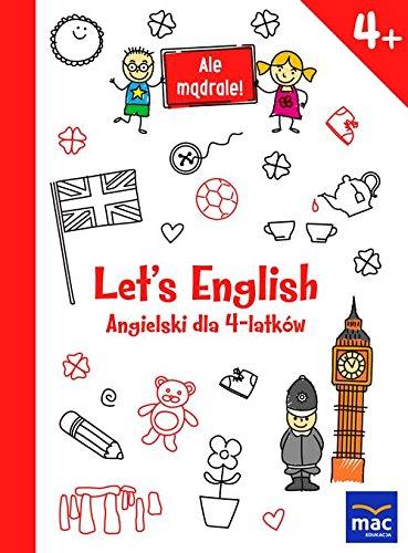 LETS ENGLISH! Angielski dla 4-latków