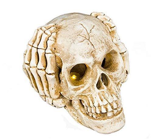 Halloween Skull Decor Operated for Home Decor (B)