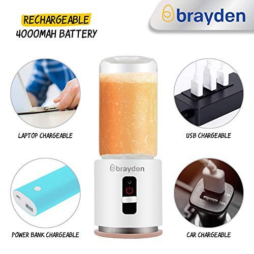Best USB Rechargeable Portable Juicer