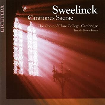 Sweelinck, Cantiones sacrae